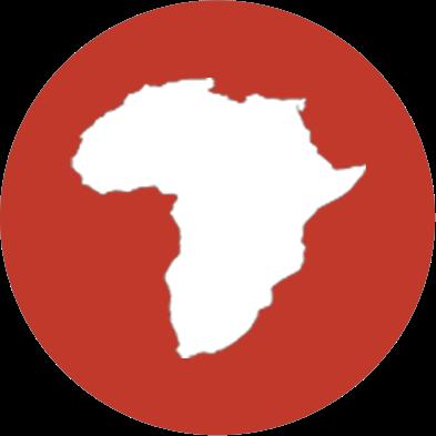 Circle icon africa